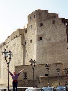De locatie van het 4de EMTC (2001) was Castel dell'Ovo, Napoli.